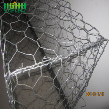 Hexagonal Wire Netting for Gabion box