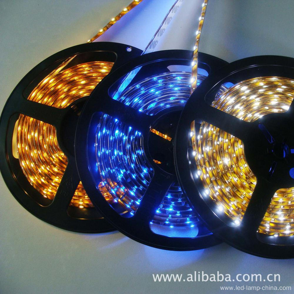 SMD3528 LED Strip Light Waterproof RGB LED Strip White