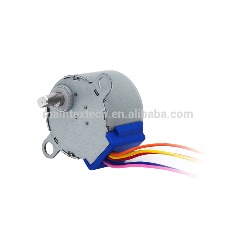 unipolar stepper motor, 4 phase unipolar stepper motor, 5 wire unipolar stepper motor