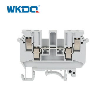 Double DINrail Terminal Blocks