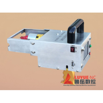 What is the Pneumatic Dot Peen Marking Machine