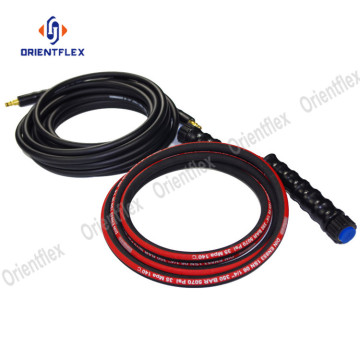 High Pressure Washer Hose with M22 Connection