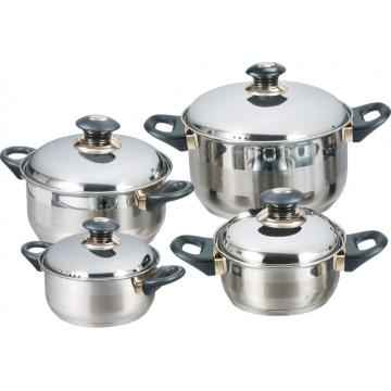 Magnetic Casserole 8pcs cookware CANADA