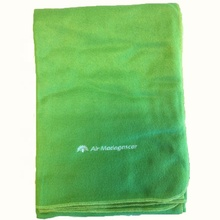 100 Polyester Polar Fleece Top Blanket