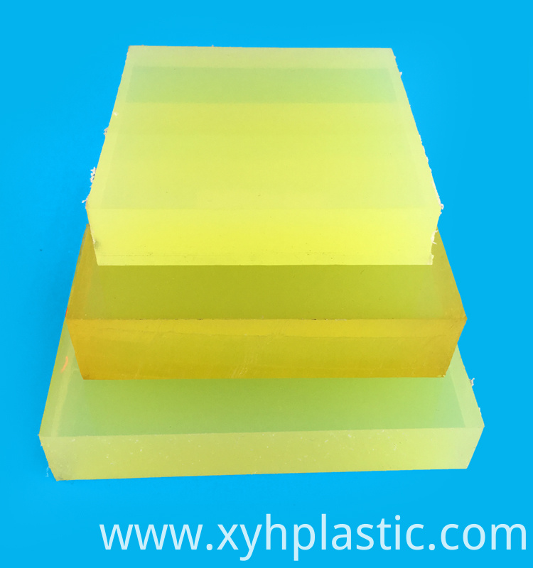 Transparent PU Sheet