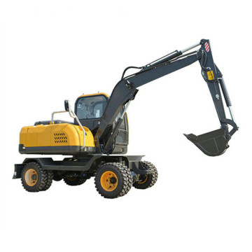 High quality wheel excavator