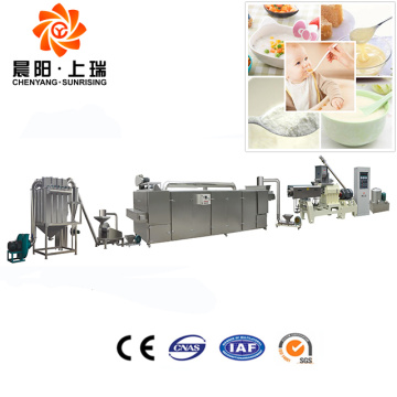 Baby powder making machine nutritional powder making machine