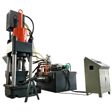 Hydraulic Aluminum Scraps Chips Briquette Making Machine