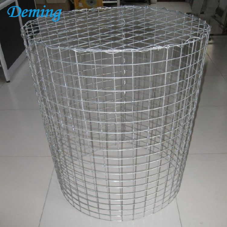 Factory Direct High Tensile Strength Welded Gabion Mesh