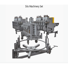 Steel Making Metal Roll Forming lipp silo machine