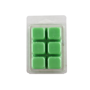 Square Natural Wax Melts Scented Wax Candles