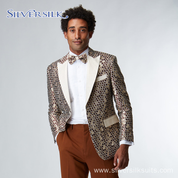 New Design Comfortable Luxury Competitive Price Suit Man