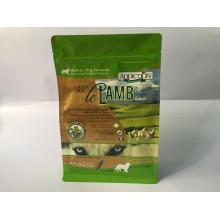 Pet Food Packaging Flat Bottom Pouch