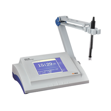 Easy-to-use high quality pH/Ion Meter