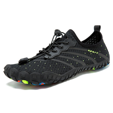 Non-slip soft bottom treadmill shoes