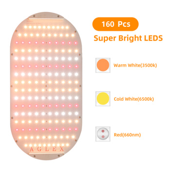 Dimmable LED 100w Indoor Plant Grow Lights