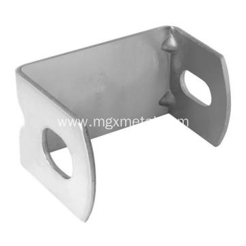 High Quality Stainless Steel 304 Mirror Light U Shaped Bracket