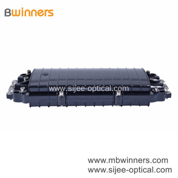 96 Ports Horizontal Waterproof FTTH Fiber Optical Splice Enclosures