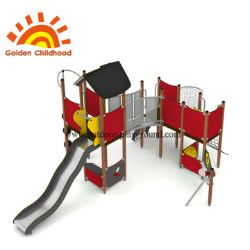 Commercial Preschool Playground Equipment for kids