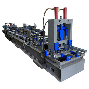 CZ stand Channel Steel Automatic Purlin Machine