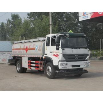 SINOTRUCK 4X2 14CBM Mobile Fuel Refueling Trucks