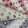 Different Pattern Embroidered Fabrics