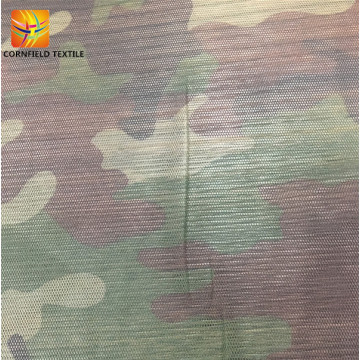 Camouflage Mesh Fabric For Training Camp