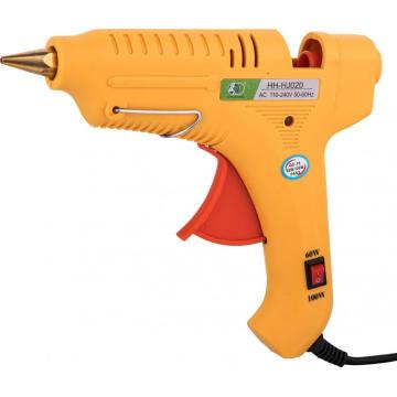 HJ020 Brass Nozzle Hot Melt Glue Gun