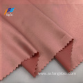 100% Polyester Spandex Ladies Garment Satin Fabric