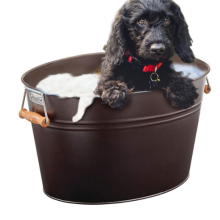 Dog Pool Pet Washing Bathing Tub