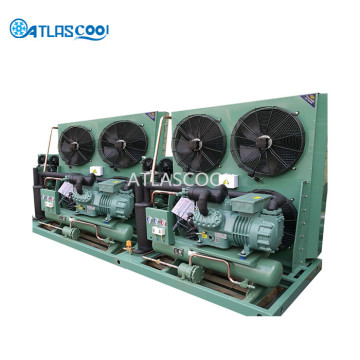 Condensing Unit for Refrigeration Cold Freezer Room