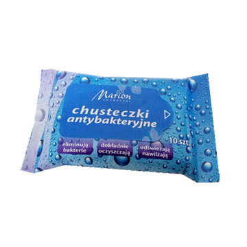 Soft Personal Care Use Wet Wipes