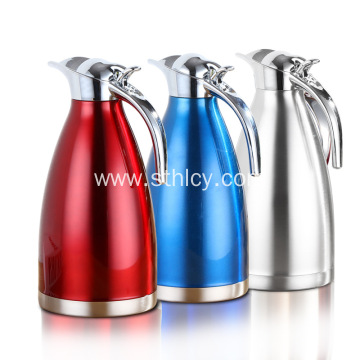 Stainless Steel Vacuum Flask Thermos Bottle Water Jug