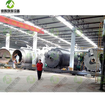 Tire Pyrolysis Plant Problems Offers in USA