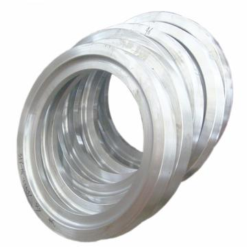 Slewing bearing forging blank for construction machinery