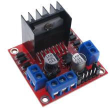 1pcs L298N Driver Board Module 5V L298 Stepper Motor Smart Car Robot Breadboard Peltier High Power For Arduino DIY