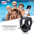 TOP patent swimming pool and beach mask