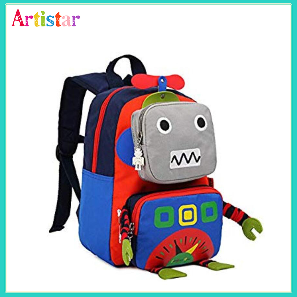 Robot Modelling Backpack 11 4