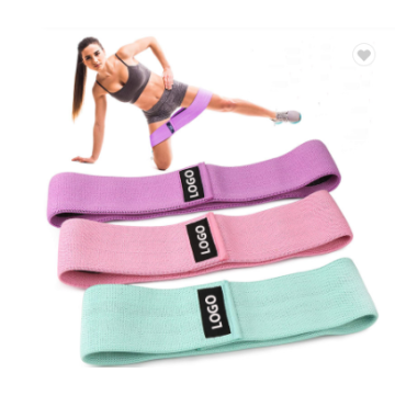 fabric resistance bands yoga resistance band set