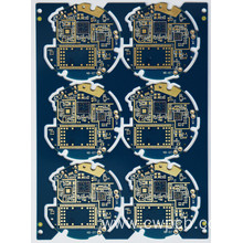 Medical monitoring equipment pcb