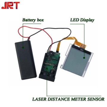60m LED Display Mid-range Laser Meter Module