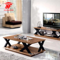 Latest Brown Modern Center Table Set Design