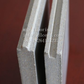 16mm Waterproof Grey Magnesium Sulfate MGO Flooring Board