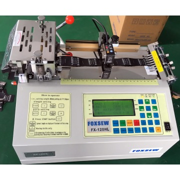 Automatic Label Cutter Machine Cold Knife with Sensor