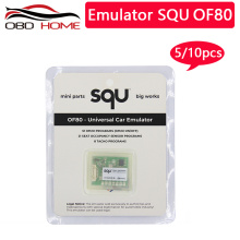 5/10pcs SQU OF80 Universal Car Emulator MINI Parts Big Works IMMO Programs Seat OCCUPANCY SENSOR TACHO PROGRAMS for vw/bmw/opel