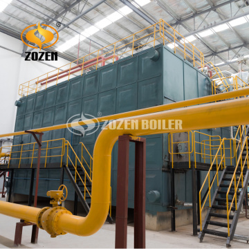 20t/H Gas Steam Boiler with Low Emission