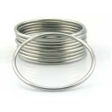 Fashion Sealing Ring Stainless Metal O Ring