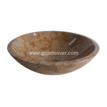 Polish Marble Sink Bathroom Sink Bowl