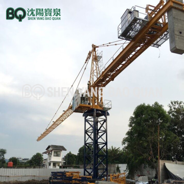 BQ GHT7032-12(MC310K12) Tower Crane for Construction