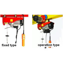 Compact Wholesale 500KG Wire Rope Electric Hoist